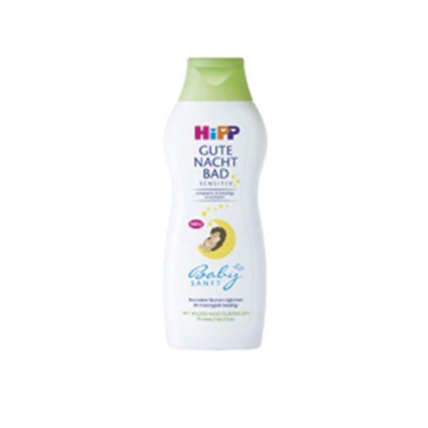 "Hipp Бебешки успокояващ шампоан за тяло ""Лека нощ"" 350ml. 9551"